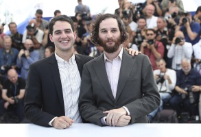 Benny Safdie, Josh Safdie Directors Benny Safdie, left, and Josh Safdie pose for photographers during the photo call for the film Good Time at the 70th international film festival, Cannes, southern France2017 Good Time Photo Call, Cannes, France - 25 May 2017