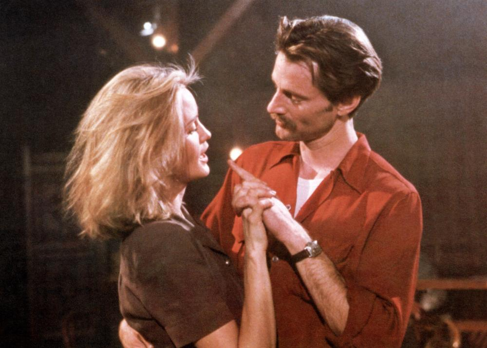 FRANCES, from left: Jessica Lange, Sam Shepard, 1982. ©Universal Pictures