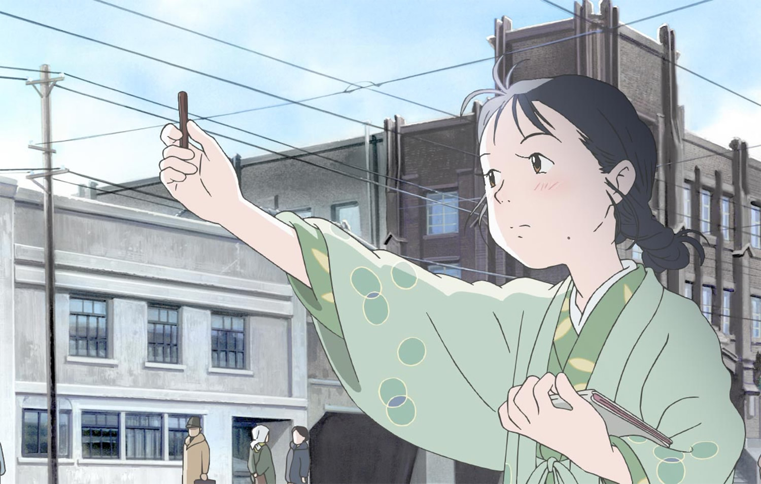 'In This Corner of the World': Animating Hiroshima Before the Bomb