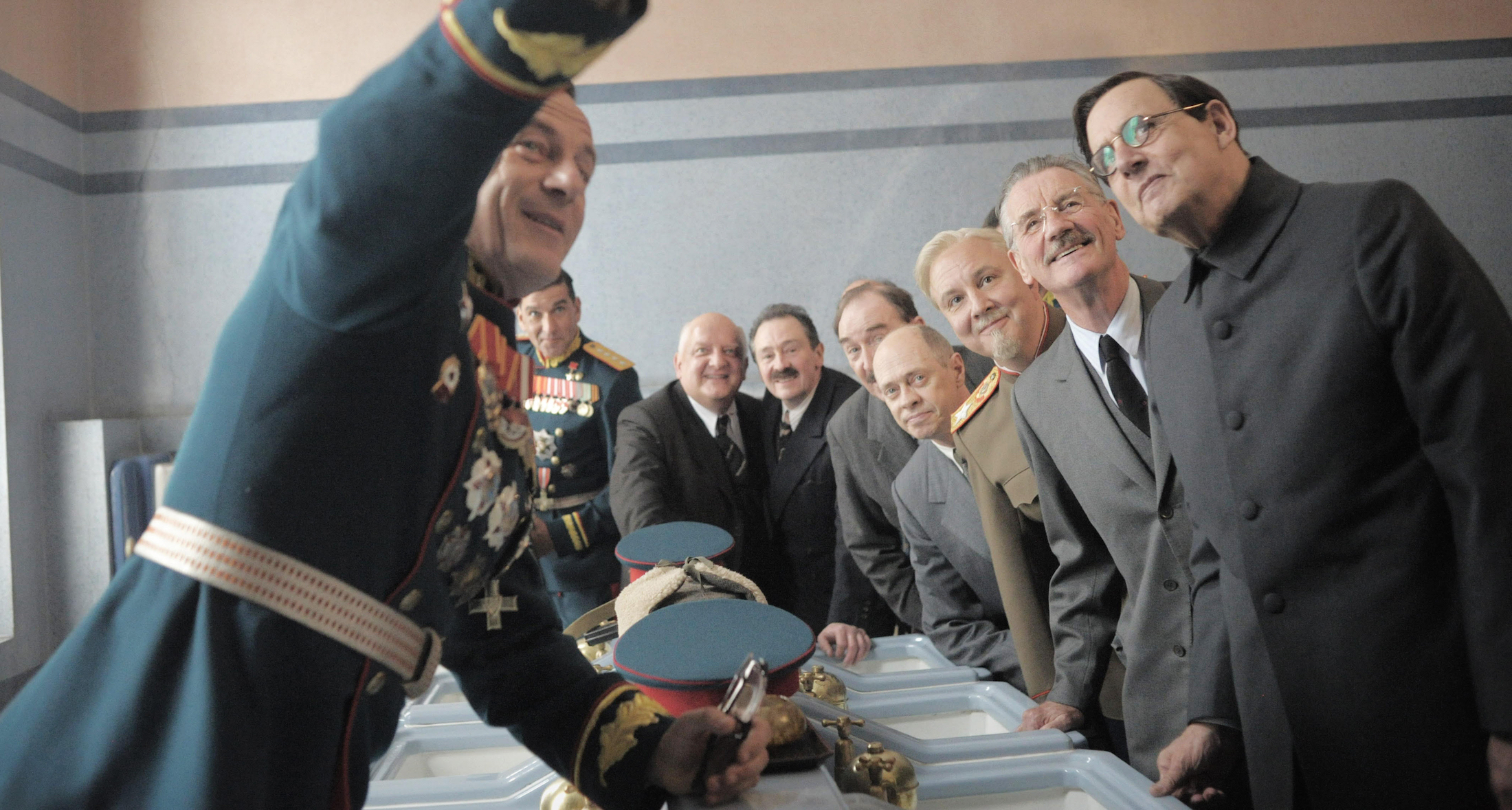 'The Death of Stalin' Review: 'Veep' Goes to the Soviet Union — TIFF | IndieWire