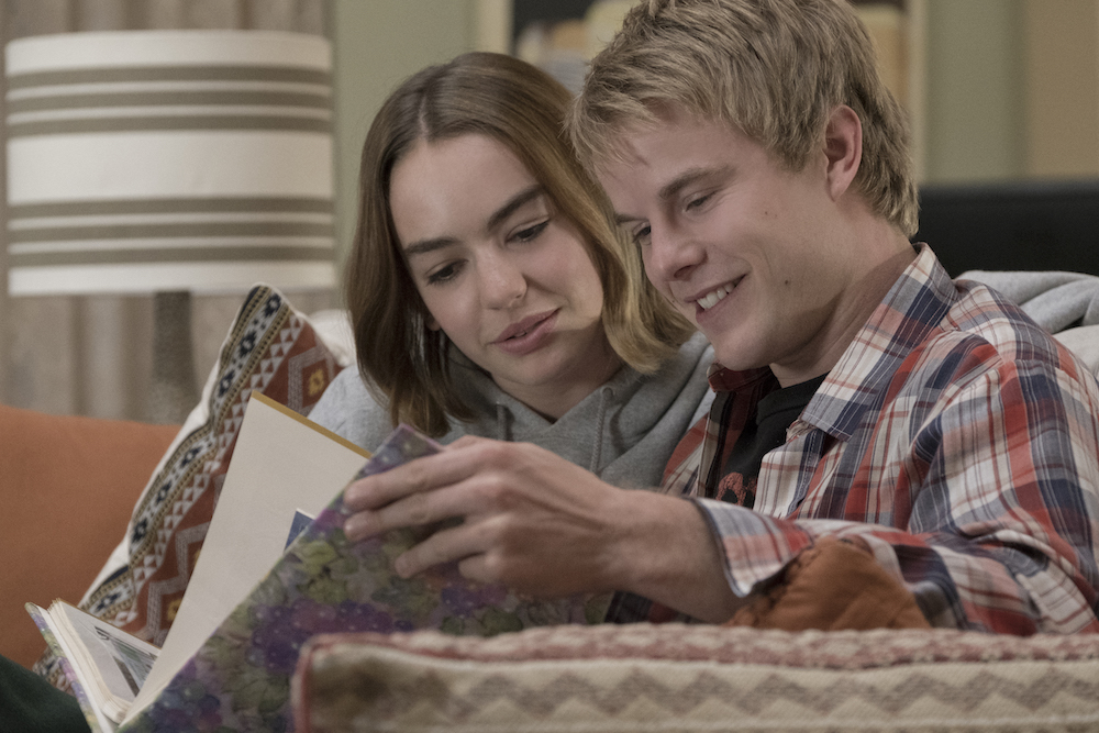 Atypical Season 1 Episode 3 Brigette Lundy-Paine