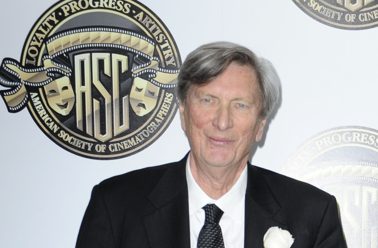 John Bailey and Lawrence KasdanAmerican Society of Cinematographers 29th Annual Outstanding Achievement Awards, Los Angeles, America - 15 Feb 2015