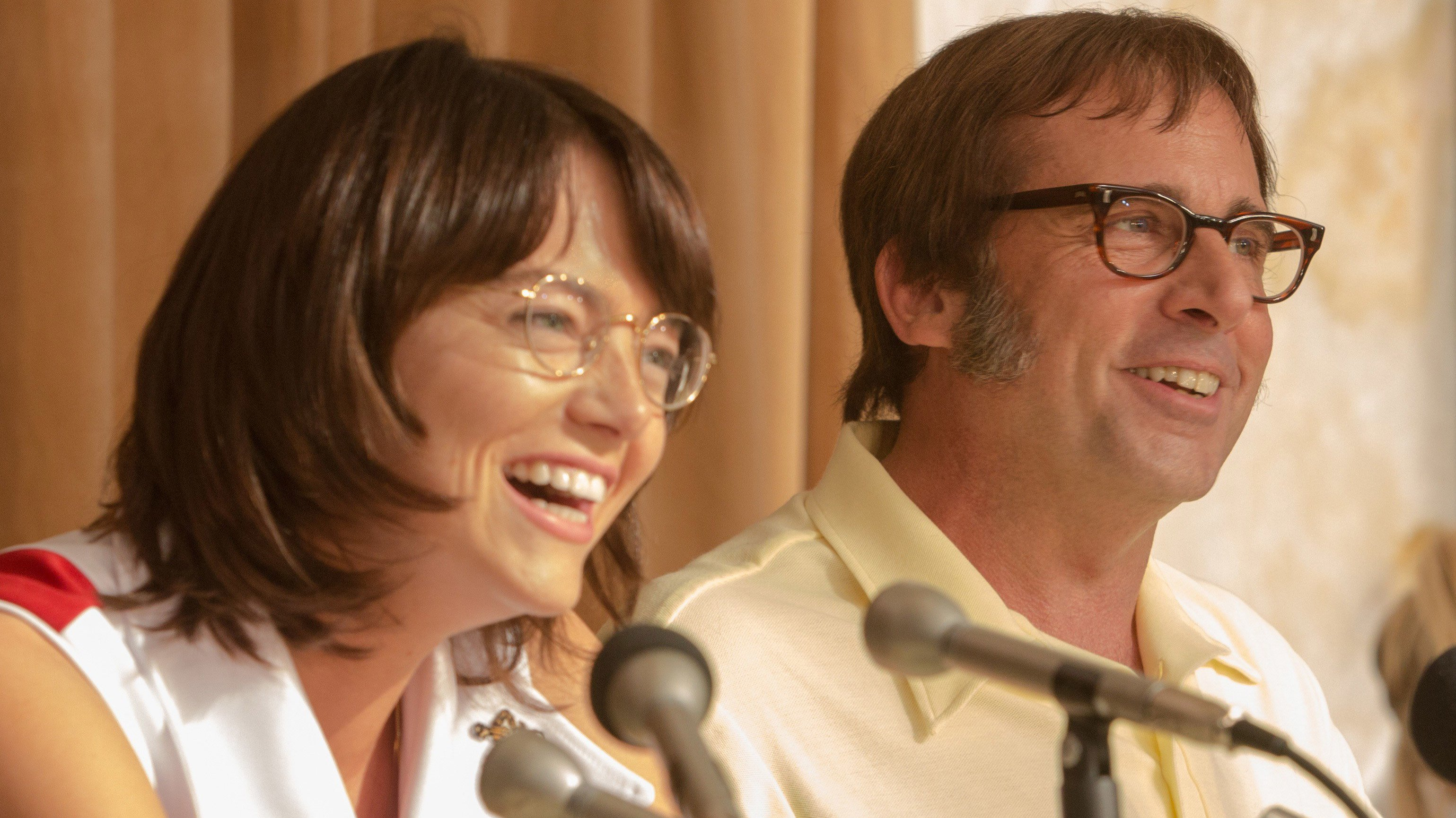 Battle Of The Sexes Emma Stone S Billie Jean King Needs Better Movie Indiewire