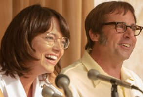Battle of the Sexes Emma Stone