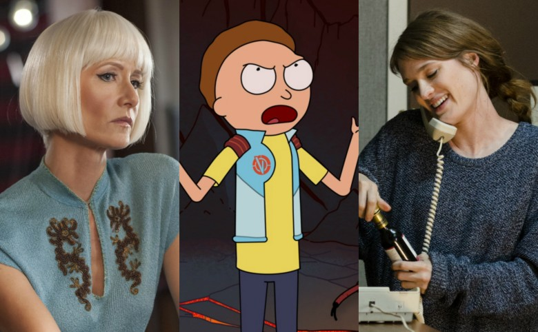 Best August TV - Twin Peaks, Rick & Morty, Halt and Catch Fire
