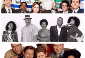 Best Comedy TV Ensembles of the Last 25 Years