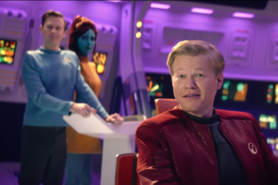 3 Ways Netflix's 'Black Mirror' Broke the Rules With 'USS Callister'