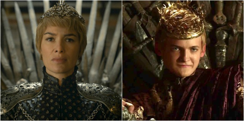 "Lena Headey and Jack Gleeson, ""Game of Thrones"""