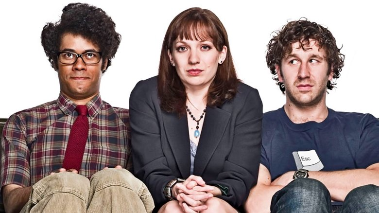 """""""The IT Crowd"""""""