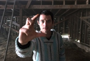 "Elijah Wood, ""Dirk Gently's Holistic Detective Agency"""