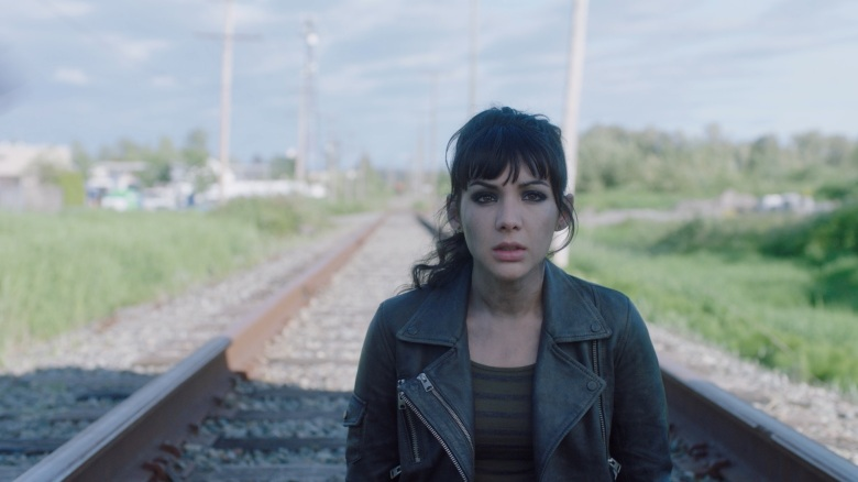 "Hannah Marks, ""Dirk Gently's Holistic Detective Agency"""