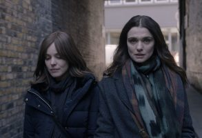 disobedience lesbian film rachel mcadams