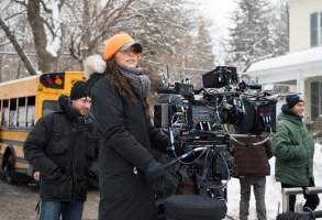 "Emmy nominated DP Reed Morano shooting ""Divorce"""