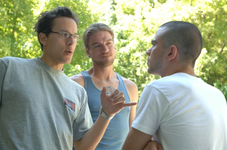 "Cary Fukunaga workshops ""Sin Nombre"" at the 2006 Sundance Directors Lab"