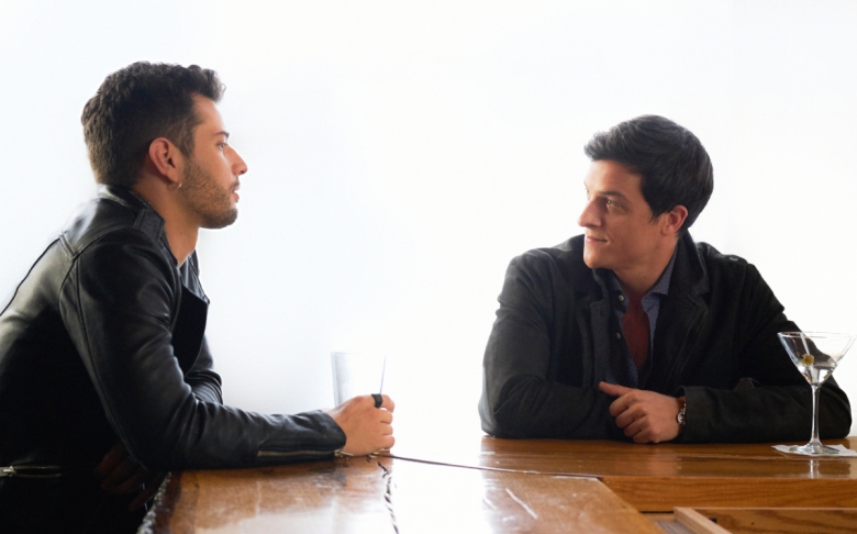 """Rafael de la Fuente and James Mackay, """"Dynasty"""""""