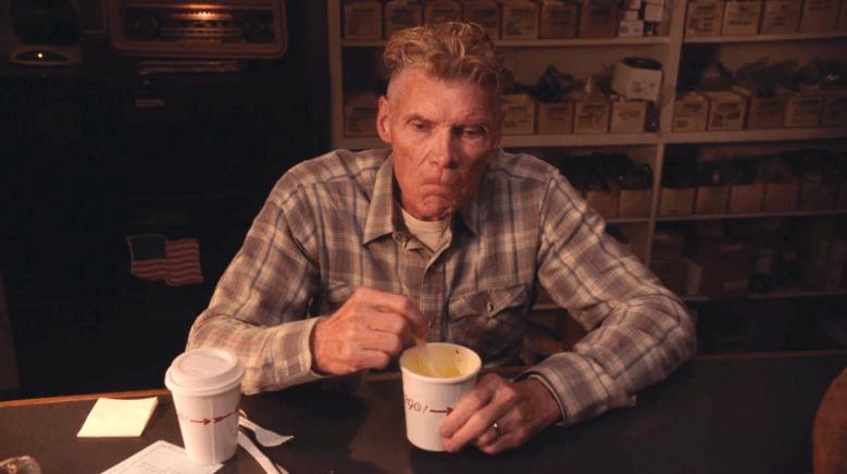 "Everett McGill, ""Twin Peaks"""