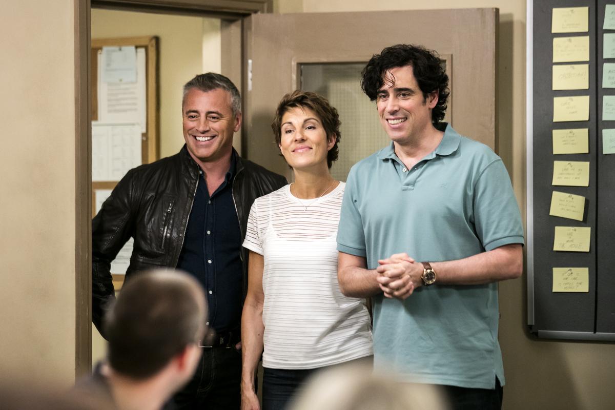 Episodes Season 5 Matt LeBlanc, Stephen Mangan, Tamsin Greig