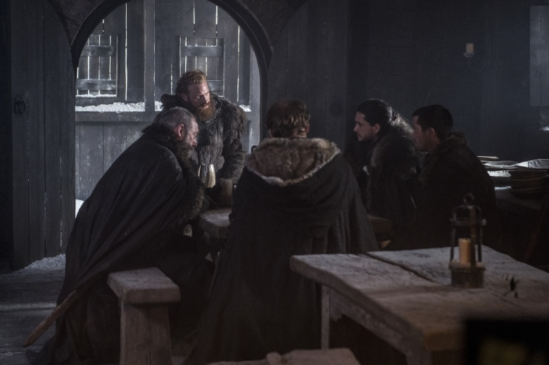 Game of Thrones Season 7 Episode 5 Eastwatch