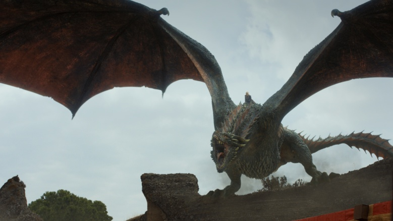 Image result for the dragon and the wolf