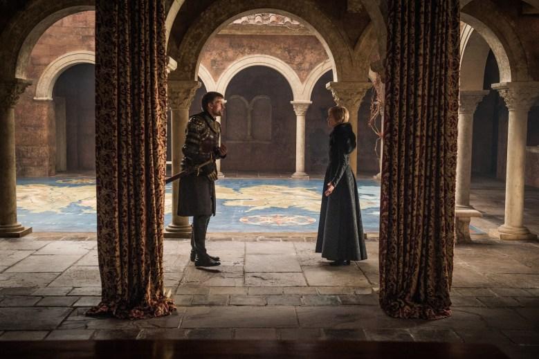 Game of Thrones Season 7 Episode 7 Jaime Cersei