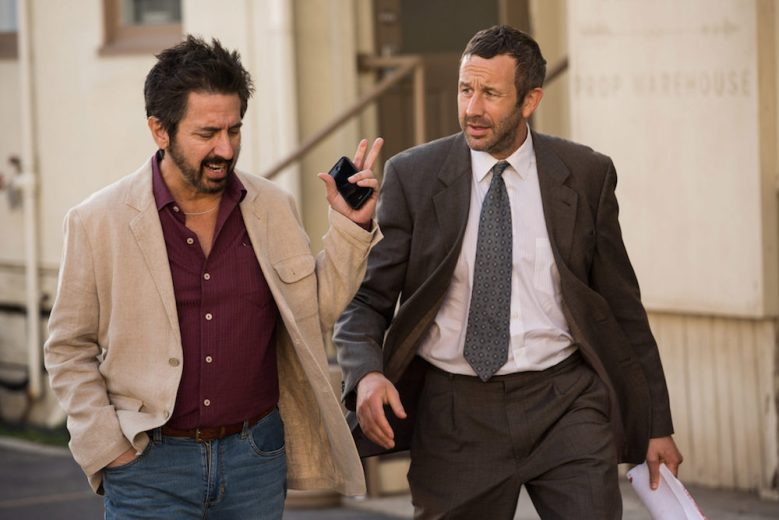 Get Shorty EPIX Ray Romano Chris O'Dowd