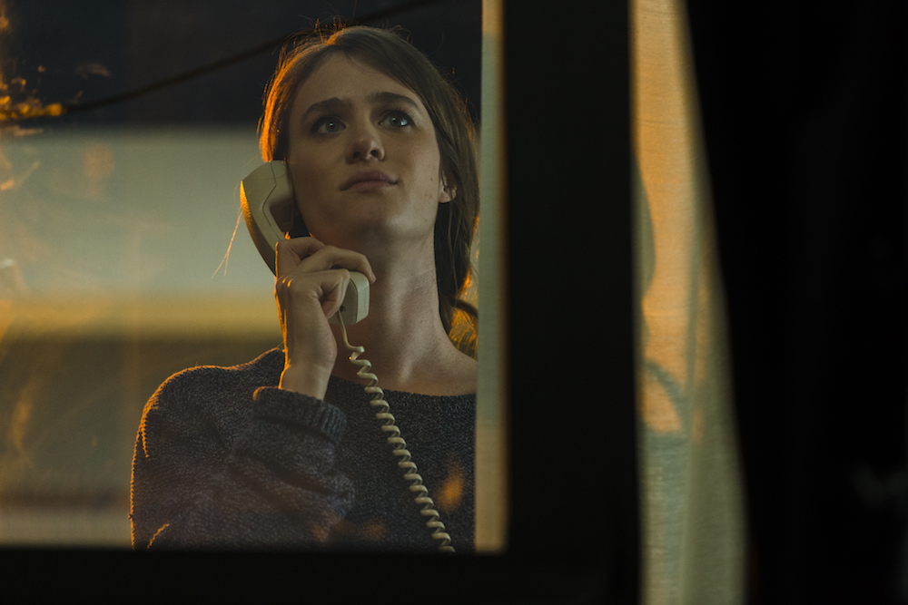 Mackenzie Davis as Cameron Howe - Halt and Catch Fire _ Season 4, Episode 2 - Photo Credit: Erika Doss/AMC