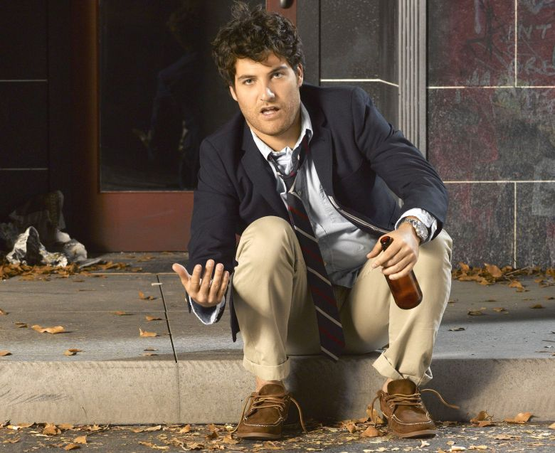 "Adam Pally, ""Happy Endings"""