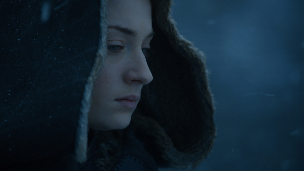 Game of Thrones Season 7 Episode 7 Sophie Turner