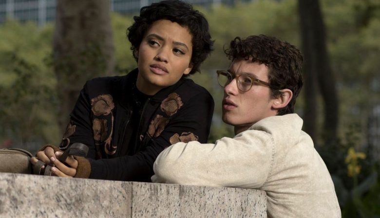 Kiersey Clemons the only living boy in new york