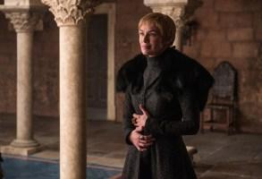 Game of Thrones Season 7 Episode 7 finale Lena Headey