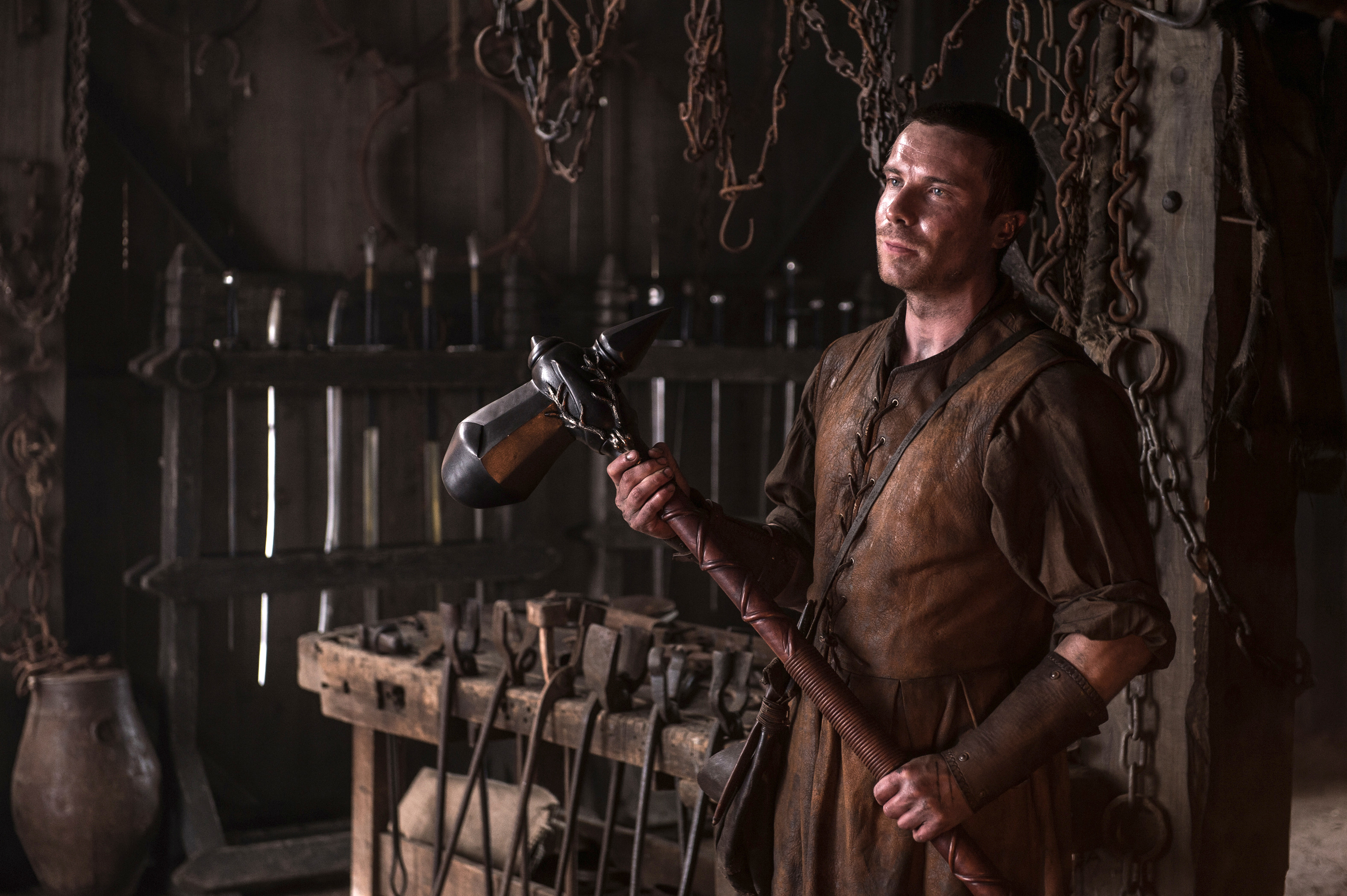 Gendry Game Of Thrones Gif