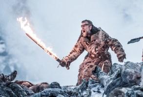 """Richard Dormer, """"Game of Thrones"""""""