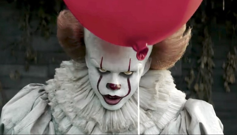 It  Early Reactions Praise Bill Skarsgård s Performance as Pennywise the  Clown 0b186bafae6