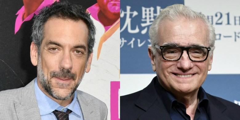 Todd Phillips Martin Scorsese Joker Origins Directors