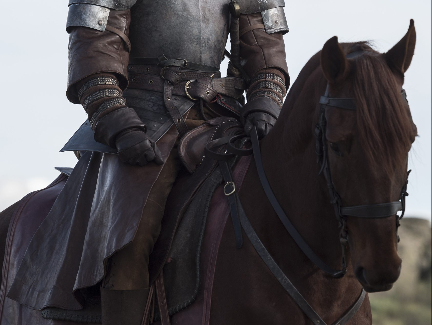 Game of Thrones-The Spoils of War Horse Violence Was Too Hard to ...