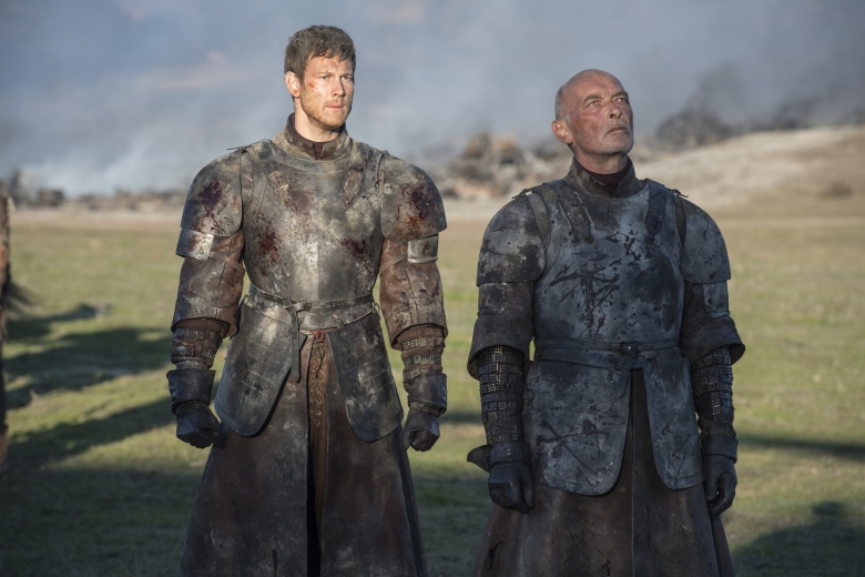 "Tom Hopper and James Faulkner, ""Game of Thrones"""