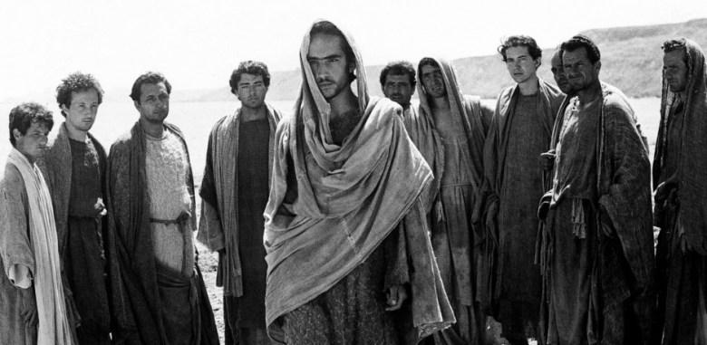 """The Gospel According to St. Matthew"""