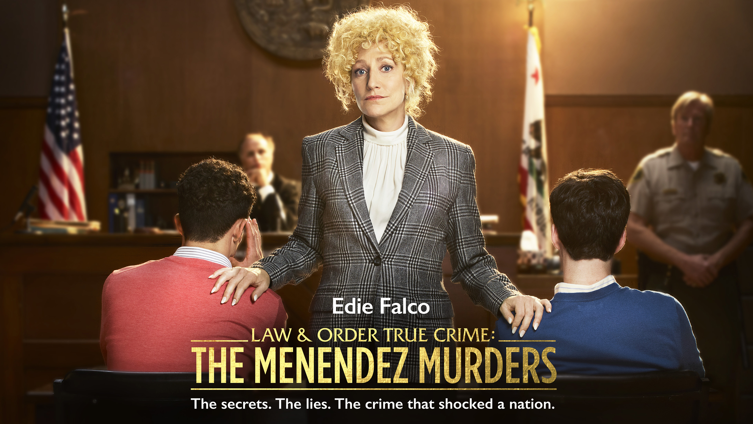 Dick Wolf Thinks the Menendez Brothers Should Have Received a Lighter Sentence