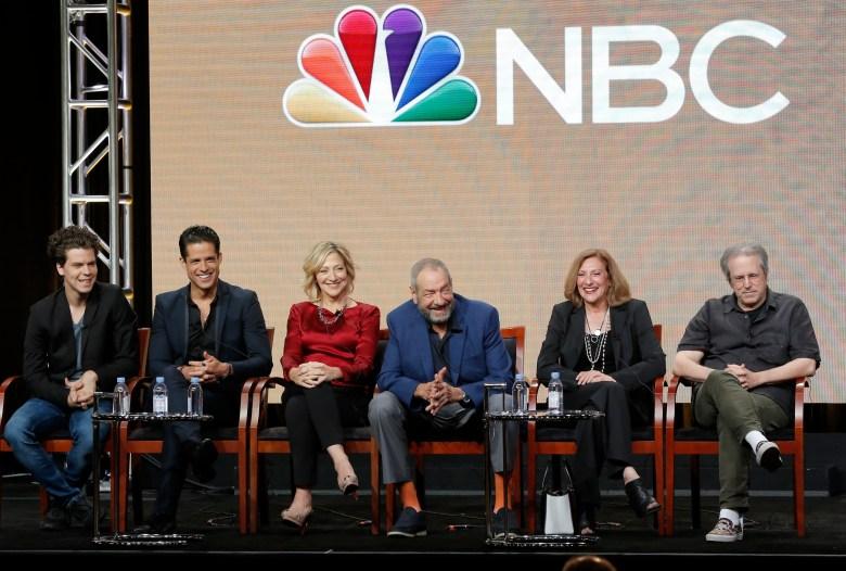 """Law & Order True Crime: The Menendez Murders"" panel at Television Critics Association press tour"