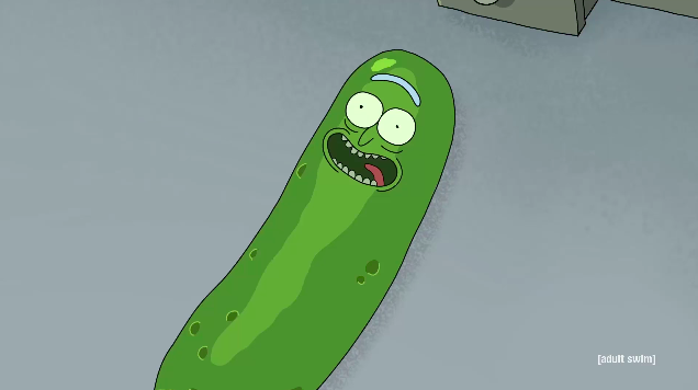 'Rick and Morty' Gets First Emmy Nomination for 'Pickle Rick' Episode