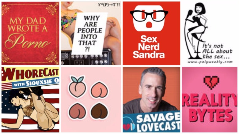 best sex podcasts