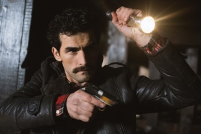 Comrade Detective Season 1 Corneliu Ulici voiced by Joseph Gordon-Levitt