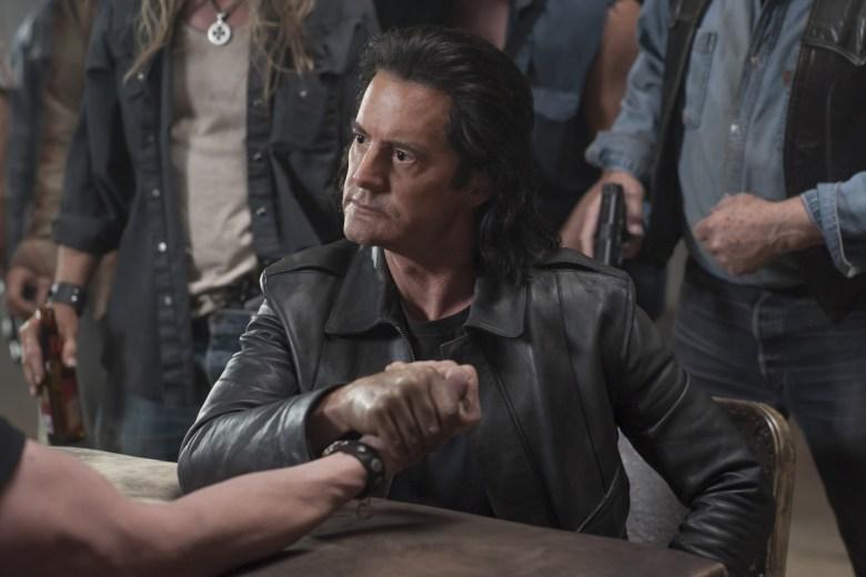 Twin Peaks Part 13 Episode 13 Kyle MacLachlan