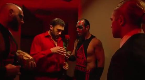 Twin peaks WWE