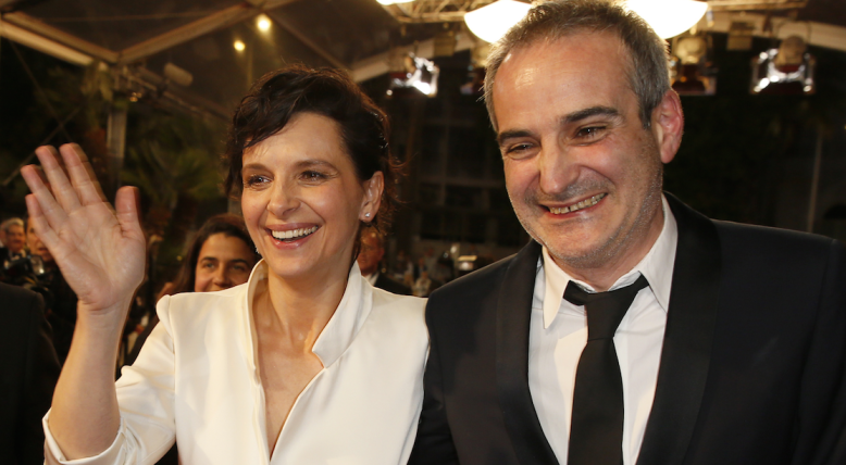 Juliette Binoche and Olivier Assayas E-book