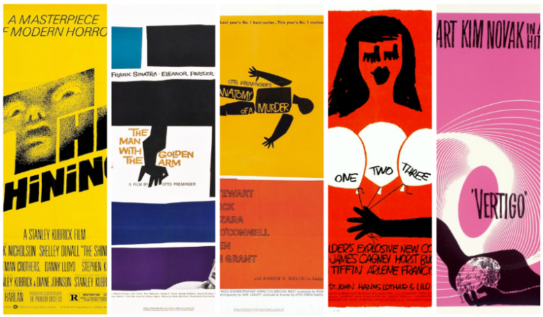 Saul Bass Poster Gallery