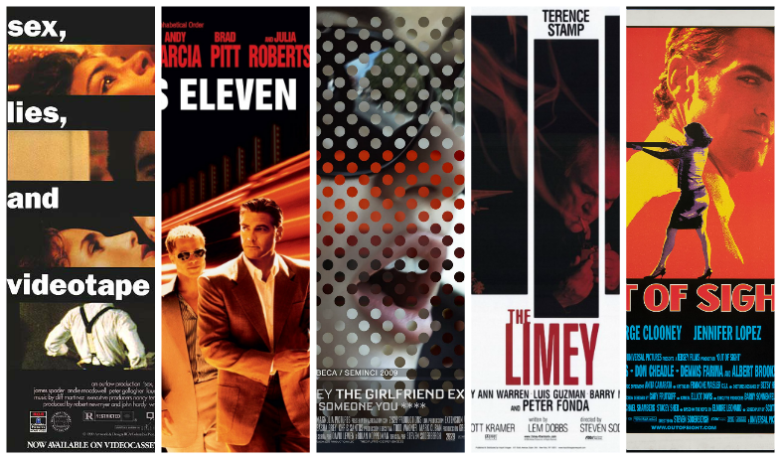 the cinematic styles of steven soderbergh essay Benicio del toro's collaborations with steven soderbergh have produced two of unlike other styles traffic is the equivalent of a cinematic thesis on the.