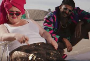 Patti Cakes music video