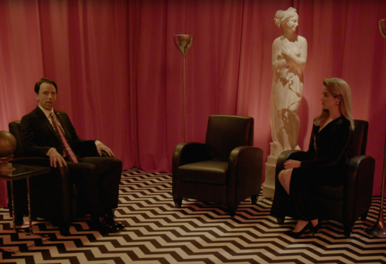 Seth Meyers\' \'Twin Peaks\' Late Night Show | IndieWire