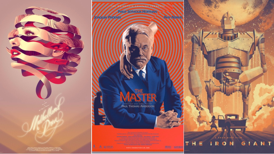 50 Best Movie Posters From Mondo Indiewire
